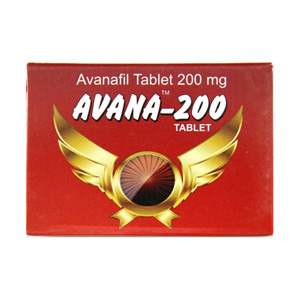 Avanafil – Avana 200