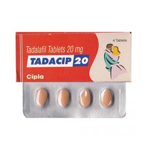 Tadalafil – Tadacip 20
