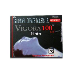 Sildenafil Citrate – Vigora 100