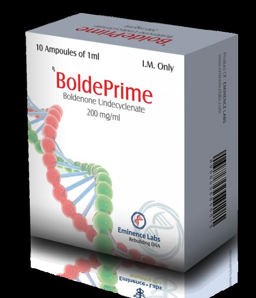 Boldenone undecylenate (Equipose) – Boldeprime