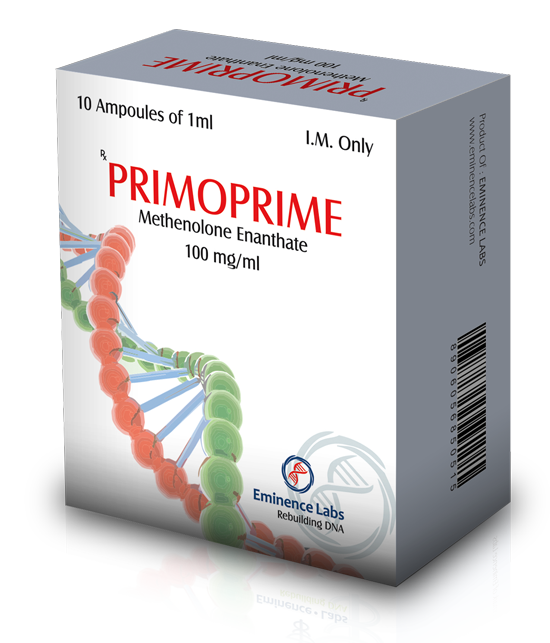 Methenolone acetate (Primobolan) – Primoprime