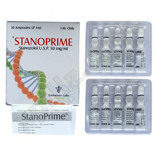 Stanozolol injection (Winstrol depot) – Stanoprime