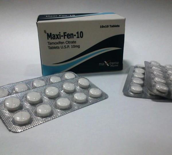 Tamoxifen citrate (Nolvadex) – Maxi-Fen-10