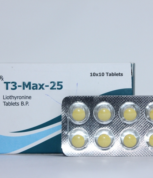 Liothyronine (T3) – T3-Max-25