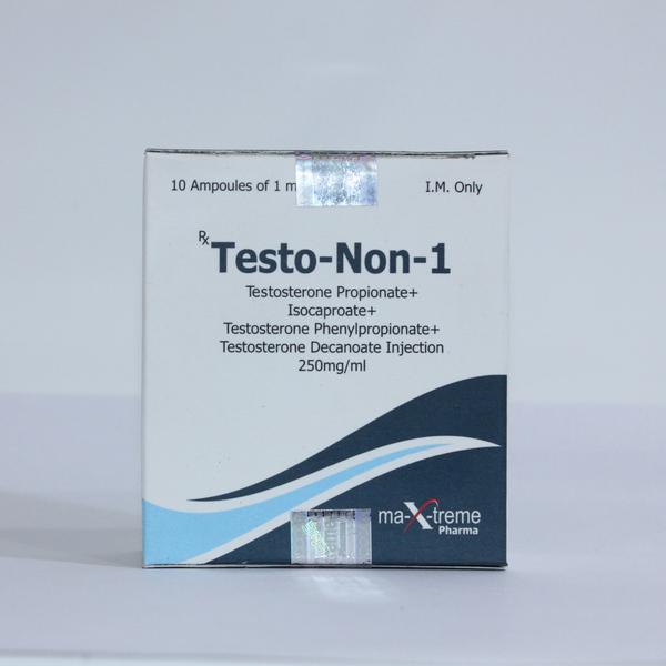 Sustanon 250 (Testosterone mix) – Testo-Non-1
