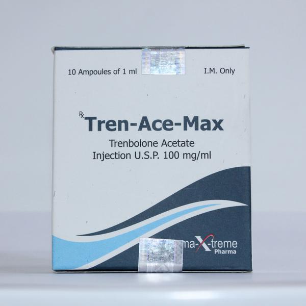 Trenbolone acetate – Tren-Ace-Max vial