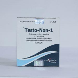 Sustanon 250 (Testosterone mix) – Testo-Non-10