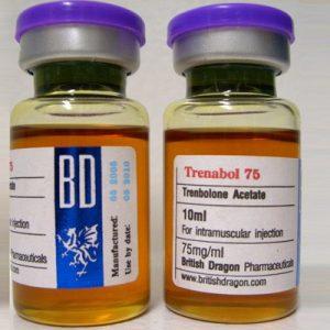 Trenbolone acetate – Trenbolone-75