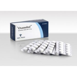 Oxandrolone (Anavar) – Oxanabol