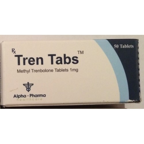 Methyltrienolone – Methyl trenbolone – Tren Tabs