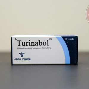 Turinabol (4-Chlorodehydromethyltestosterone) – Turinabol 10