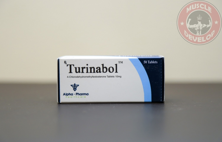 Turinabol (4-Chlorodehydromethyltestosterone) – Turinabol 10