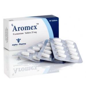 Exemestane (Aromasin) – Aromex