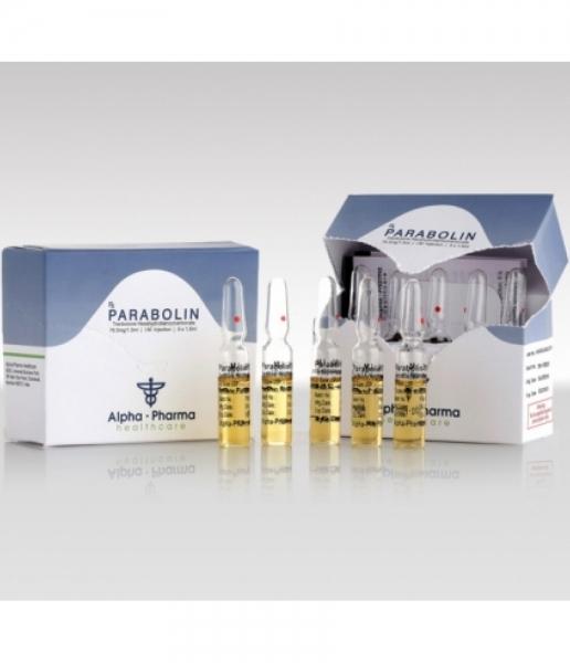 Trenbolone hexahydrobenzylcarbonate – Parabolin