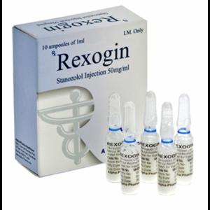 Stanozolol injection (Winstrol depot) – Rexogin