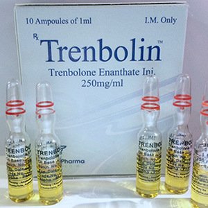 Trenbolone enanthate – Trenbolin (ampoules)