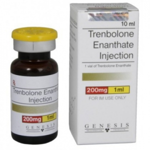 Trenbolone enanthate – Trenbolin (vial)