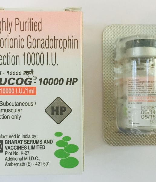 HCG – HCG 10000IU
