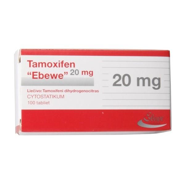 Tamoxifen citrate (Nolvadex) – Tamoxifen 20