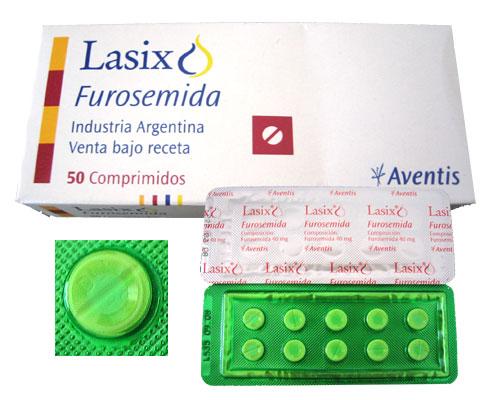 Furosemide (Lasix) – Lasix