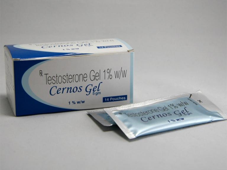 Testosterone supplements – Cernos Gel (Testogel)