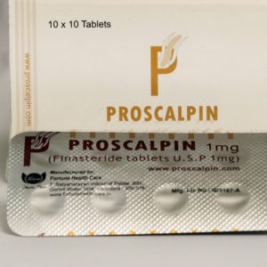 Finasteride  (Propecia) – Proscalpin