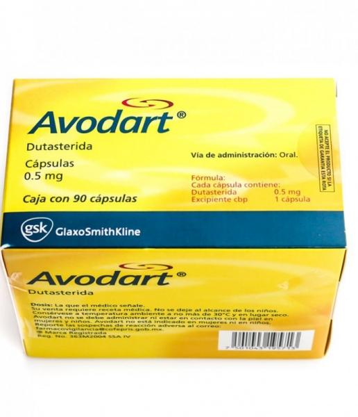 Dutasteride (Avodart) – Dutahair