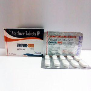 Acyclovir (Zovirax) – Ekovir