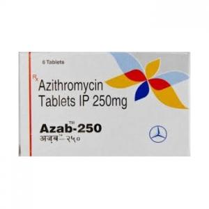 Azithromycin – Azab 250