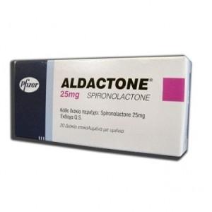 Aldactone (Spironolactone) – Aldactone