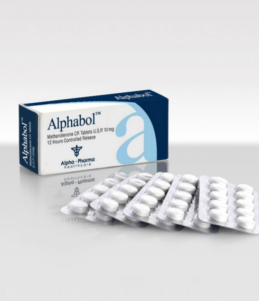 Methandienone oral (Dianabol) – Alphabol