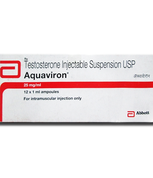 Testosterone suspension – Aquaviron