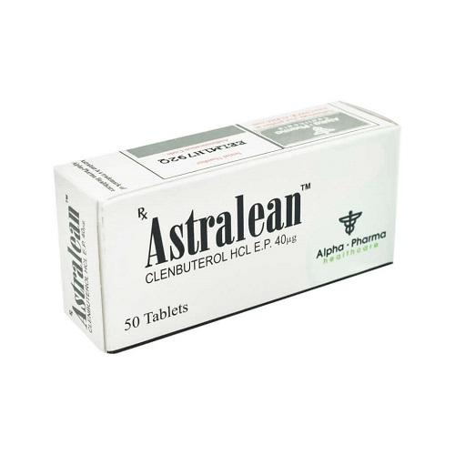 Clenbuterol hydrochloride (Clen) – Astralean