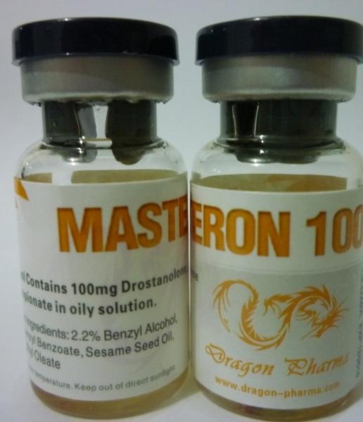 Drostanolone propionate (Masteron) – Masteron 100