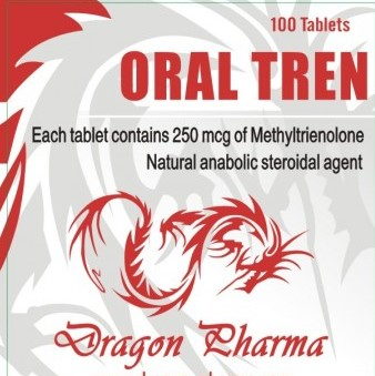 Methyltrienolone (Methyl trenbolone) – Oral Tren