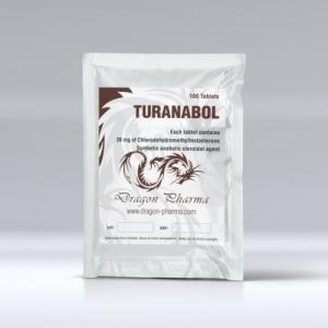 Turinabol (4-Chlorodehydromethyltestosterone) – Turanabol