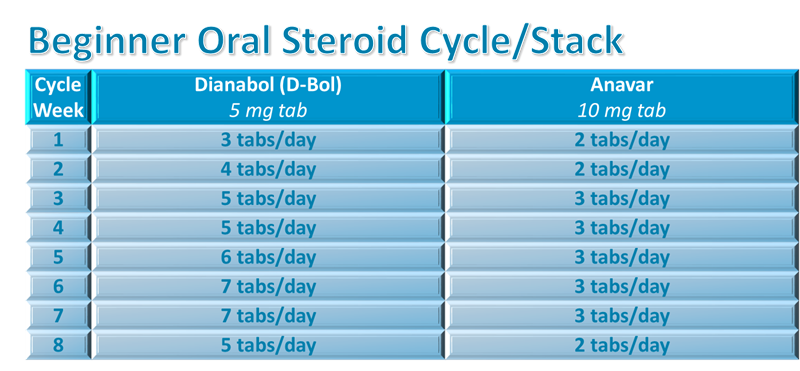 Steroid Cycles For Beginners